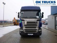 2011 Scania R420 Highline