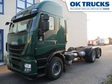 2014 Iveco AS260S46Y/FSCM