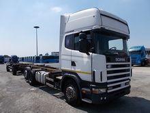 Used 2001 Scania R 1