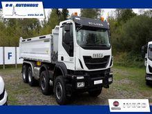 Used 2015 Iveco Trak