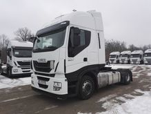 2014 Iveco Stralis AS440T/P