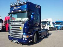 Used 2008 Scania R 6