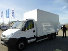 2012 Iveco 70C14G/P Koffer