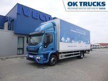 2015 Iveco ML160E25 box + lift