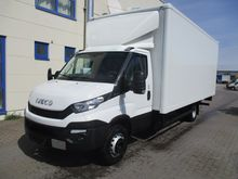 2015 Iveco 70C17/P Koffer