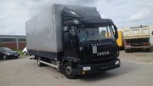 2013 Iveco 75E18/P Pritsche/Pla