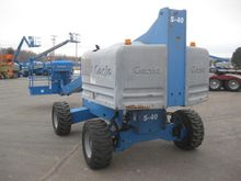 GENIE S40 Straight Boom Stock #