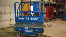 GENIE GS1930 Scissor Lift Stock