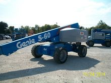 GENIE S60 Straight Boom Stock #
