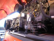 JLG AJP1250 Articulate Boom Sto