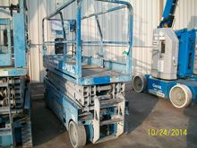 GENIE GS2032 Scissor Lift Stock