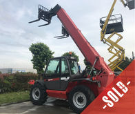 2008 Manitou MT 1435 H SL Turbo