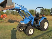 Used 2002 HOLLAND TC
