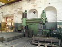 Kolb Radial Drill Machine