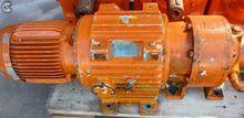 Motor mit Getriebe Lager 54
