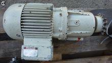 Eberhard Bauer 1,1 kW Drehzahl
