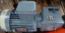 Getriebebau Nord 1,1 kW / Drehz