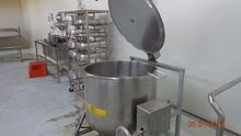 AUSMADE Gas Fired Pot Blancher