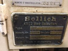 Used SOLLICH MSC 100