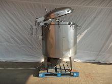 Terlet 500 L Vacuum Cooling Ves