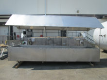 SS jacketed cheese production m