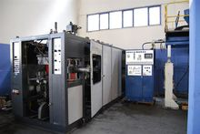 Techne  Blowmoulding machine