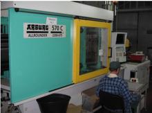 2001 Arburg 570C2200675 Allroun