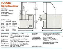 1995 Gehring Delapena E3000