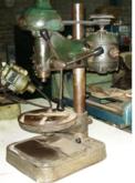 DELFOS - Radial drilling machin