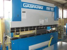 GASPARINI 3100 x 105 TON PBS 10