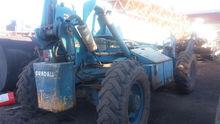 Gradall Forklift
