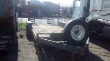 Trailer Double Axle