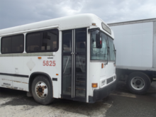 2002 Blue Bird Bus 286, 013 Mil