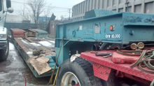 1988 Lowboy Clean Lowboy traile