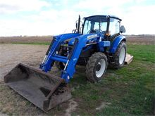 2013 NEW HOLLAND T4.75 56559