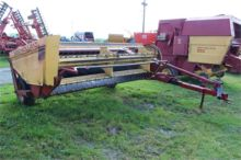 Used Discbine Mower Conditioners for sale  New Holland equipment