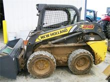 2011 NEW HOLLAND L218 52265