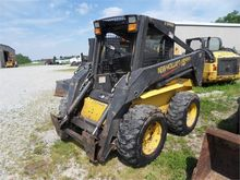 2002 NEW HOLLAND LS180 58734