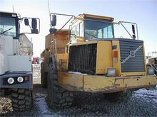 1997 Volvo A40 Articulated Dump
