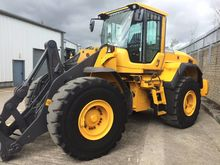 2012 Volvo L120 G Wheel loader