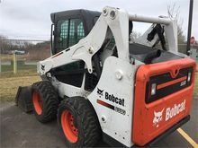 2015 Bobcat S590 Compact Track/