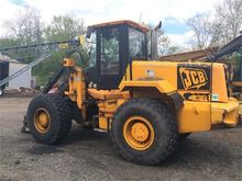 1999 JCB 436 Wheel Loader
