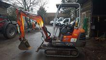 2001 Libra 216S Mini excavator