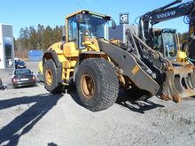 2011 Volvo L110G Wheel loader