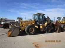 2003 Caterpillar 950G Wheel Loa