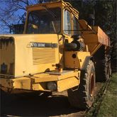 1990 Volvo A25 Articulated Dump