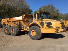 2012 Volvo A40F Articulated Dum