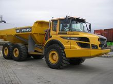 2014 Volvo A30G Articulated Dum