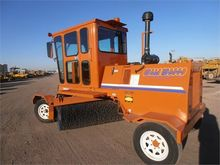 2016 Broce RJT350 Sweeper