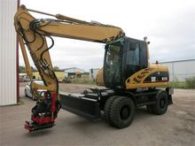 2007 Caterpillar M315C Wheeled